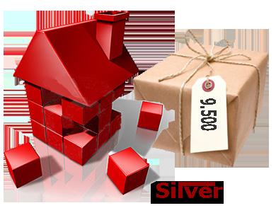 Πακέτο Ανακαίνισης Σπιτιού: Silver