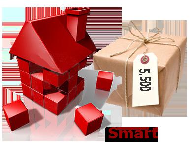 Πακέτο Ανακαίνισης Σπιτιού Smart