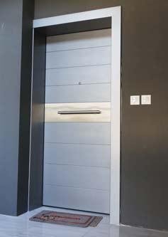 Πακέτα Ανακαίνισης Σπιτιού: Πόρτα Ασφαλείας