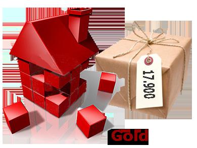 Πακέτο Ανακαίνισης Σπιτιού Gold