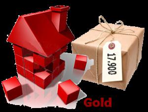 ανακαίνιση σπιτιού: πακέτο ανακαίνισης gold