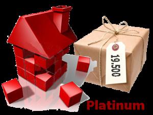 ανακαίνιση σπιτιού: πακέτο ανακαίνισης platinum