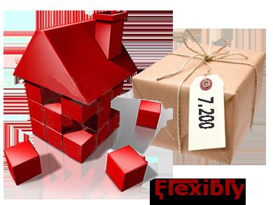 Πακέτο Ανακαίνισης Σπιτιού Flexibly