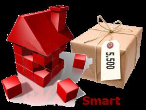 ανακαίνιση σπιτιού: πακέτο ανακαίνισης smart