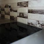 Ανακαίνιση Μονοκατοικίας: Νέα πλακίδια κουζίνας και κεραμική εστία