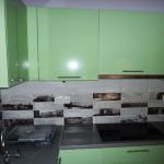 Ανακαίνιση Μονοκατοικίας: Νέα πλακίδια κουζίνας