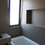 Ανακαίνιση Λουτρού: Εντοιχισμένη Μπανιέρα