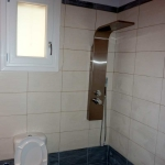 Ανακαίνιση Μονοκατοικίας: Στήλη ντουζιέρας