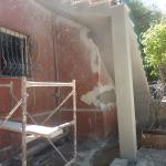 Ανακαίνιση Μονοκατοικίας: Σοβάτισμα σκάλας