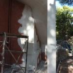 Ανακαίνιση Μονοκατοικίας: Σοβάτισμα σκάλας ταράτσας