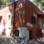 Ανακαίνιση Μονοκατοικίας: Μερεμέτια πίσω όψης