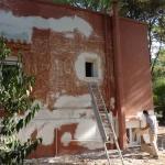 Ανακαίνιση Μονοκατοικίας: Μερεμέτια σε όλη την πλάγια όψη