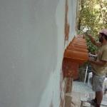 Ανακαίνιση Μονοκατοικίας: Βάψιμο κεραμιδιών