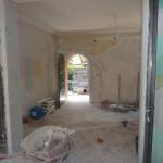 Ανακαίνιση Μονοκατοικίας: Στατική ενίσχυση ταβανιού