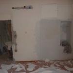 Ανακαίνιση Μονοκατοικίας: Αποξήλωση ντουλάπας