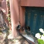 Ανακαίνιση Μονοκατοικίας: Καμινάδα λεβητοστάσιο