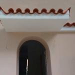 Ανακαίνιση Μονοκατοικίας: Ανακαινισμένο στέγαστρο εισόδου