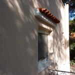 Ανακαίνιση Μονοκατοικίας: Ανακαινισμένο στέγαστρο παραθύρου