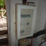 Ανακαίνιση Μονοκατοικίας: Ηλεκτρολογικός πίνακας λεβητοστασίου και κήπου