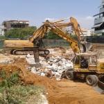 Κατασκευή Πολυκατοικίας: Εκσκαφή