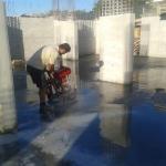 Κατασκευή Πολυκατοικίας: Κοπή αρμών διαστολής
