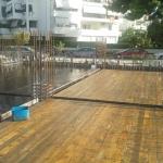 Κατασκευή Πολυκατοικίας: Κατασκευή ξυλότυπου