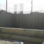 Κατασκευή Πολυκατοικίας: Τοιχεία θεμελίωσης