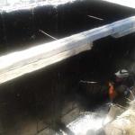 Κατασκευή Πολυκατοικίας: Υγρομόνωση πετιμετρικών τοιχείων