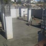 Κατασκευή Πολυκατοικίας: Κατασκευή βιομηχανικού δαπέδου