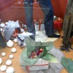 Κατασκευή Βιτρίνας: Χριστουγεννιάτικη βιτρίνας