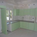 Ανακαίνιση Μονοκατοικίας: Νέα λακαριστή κουζίνα