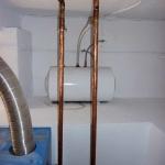 Ανακαίνιση Μονοκατοικίας: Νέο boiler