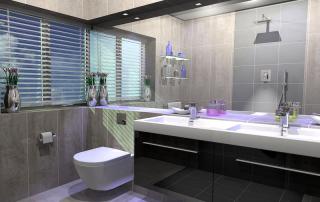 Ανακαίνιση μικρού μπάνιου