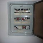 Μερική Ανακαίνιση Σπιτιού: Ηλεκτρολογικός πίνακας πριν την ανακαίνιση