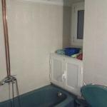 Μερική Ανακαίνιση Σπιτιού: Μπάνιο πριν