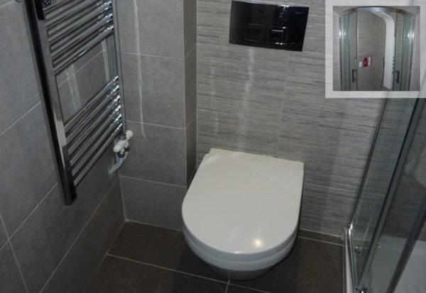Ανακαίνιση μπάνιου στη νέα φιλαδέλφεια