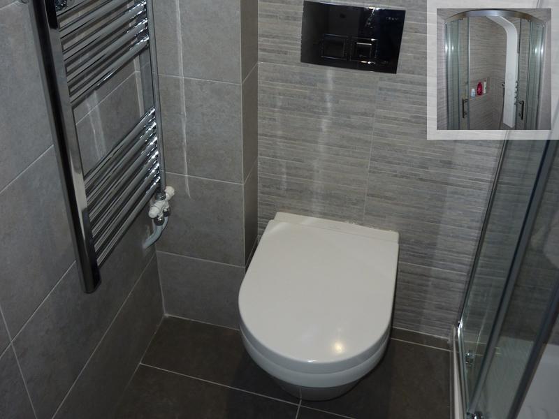 Ανακαίνιση μπάνιου Νέα Φιλαδέλφεια
