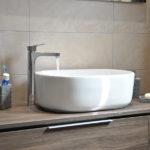 Ανακαίνιση Χαλάνδρι: δεύτερος νιπτήρας μπάνιου