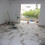 Ανακαίνιση Χαλάνδρι: Εργασίες καθιστικό 2