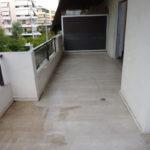 Ανακαίνιση Χαλάνδρι: μπαλκόνι πριν