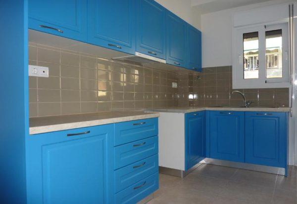 Ανακαίνιση Σπιτιού στο Βύρωνα - Κουζίνα Μετά