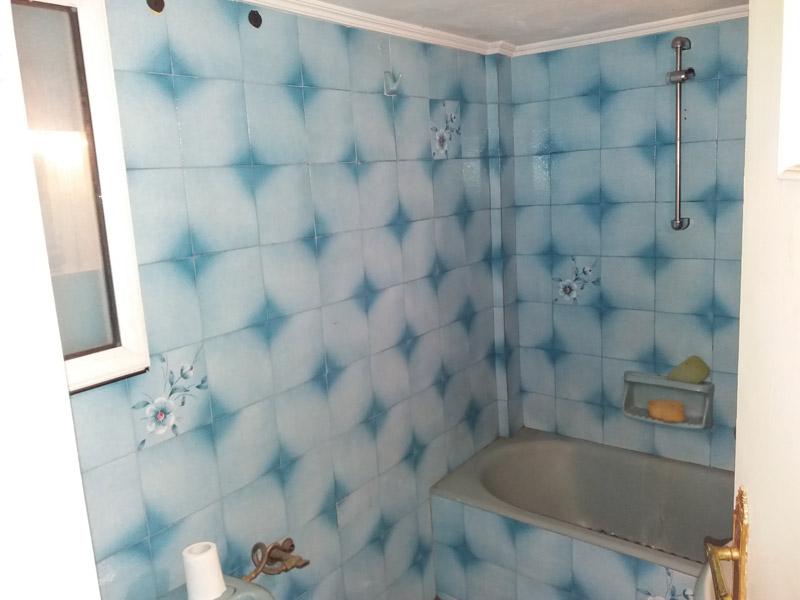 Ανακαίνιση μπάνιο Ζωγράφου: Μπάνιο πριν