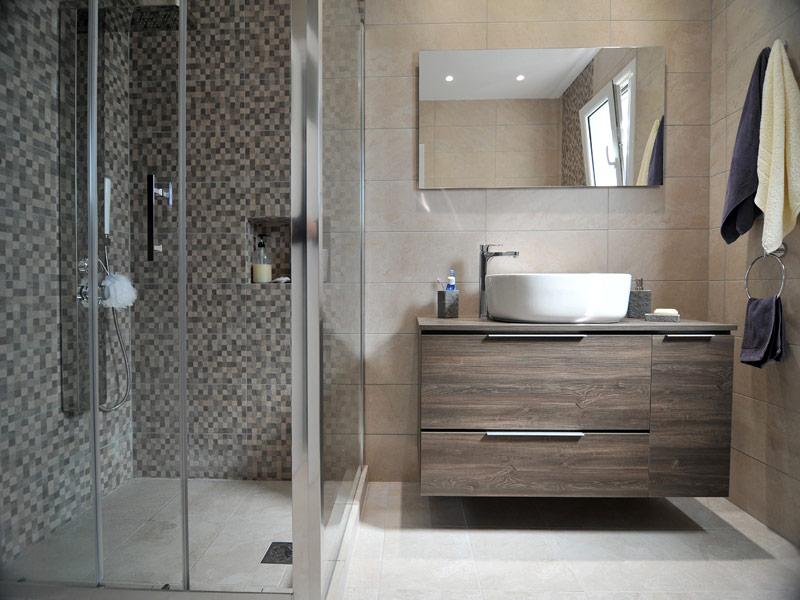 Ανακαίνιση μπάνιου Χαλάνδρι: Μπάνιο μετά