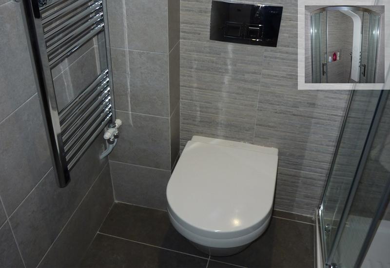 Ανακαίνιση μπάνιου Νέα Φιλαδέλφεια: Μπάνιο μετά