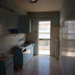 Ανακαίνιση Γαλάτσι: άποψη κουζίνας πριν την ανακαίνιση