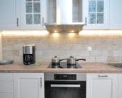 Ανακαίνιση Γαλάτσι: Κουζίνα μετά την ανακαίνιση