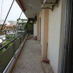 Ανακαίνιση Γαλάτσι: Μπαλκόνι πριν την ανακαίνιση