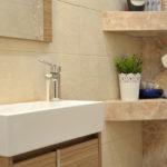 Ανακαίνιση Γαλάτσι: Νέο μικρό μπάνιο μετά την ανακαίνιση