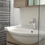 Ανακαίνιση Γαλάτσι: Νεροχύτης παλιού μπάνιου μετά την ανακαίνιση