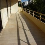 Ανακαίνιση διαμερίσματος Βριλήσσια: Βεράντα πριν